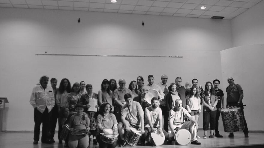 Encuentro de escritores en Toledo por Ciudad Juárez / Foto: Itzíar Fernández