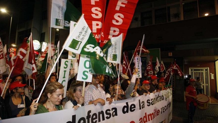 De las protestas en LPGC #4
