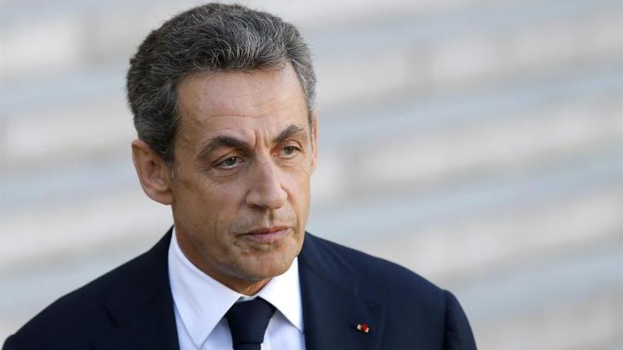 Sarkozy espera que Argentina recupere el liderazgo de la mano de Macri