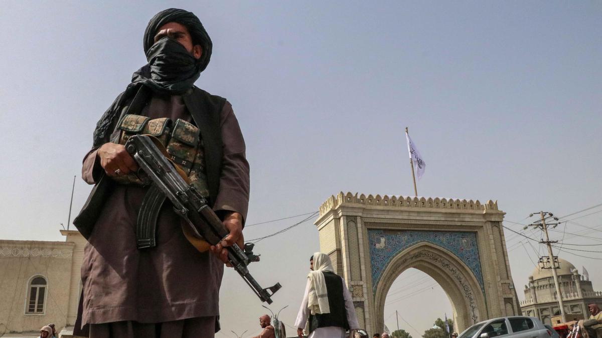 Kandahar (Afganistán). EFE/EPA/STRINGER