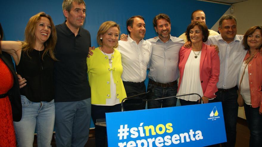 Ana Oramas mantiene su escaño en el Congreso de los Diputados