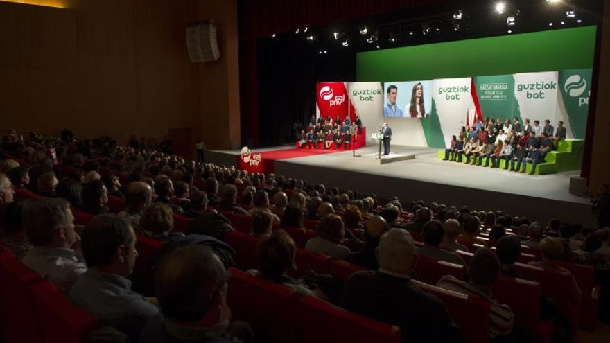 Andoni Ortuzar, reelegido por unanimidad presidente del PNV