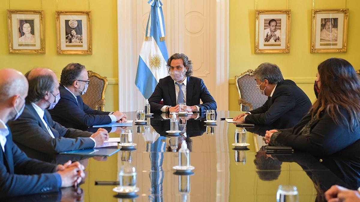 Los créditos se implementarán a través del Banco Nación.