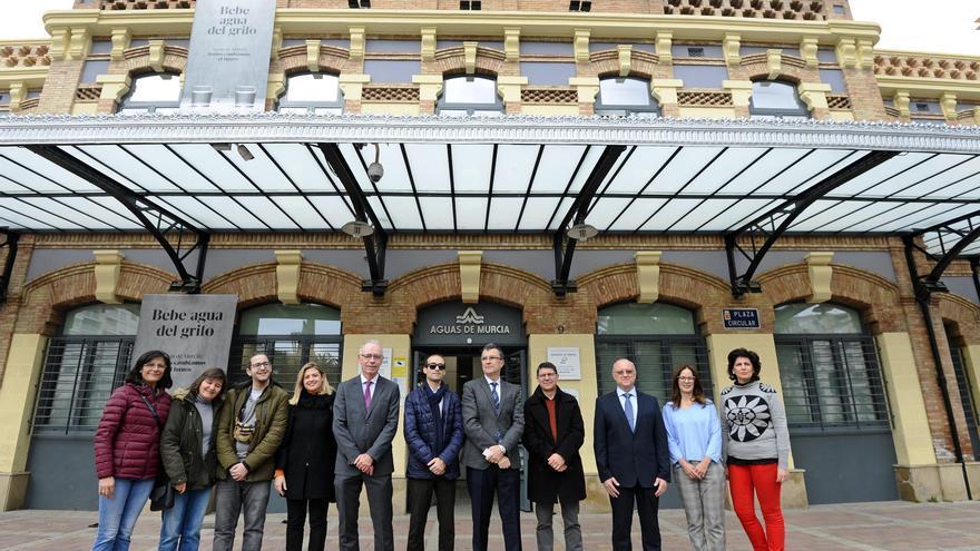 La primera oficina pública 100% accesible de la Región abre en Aguas de Murcia