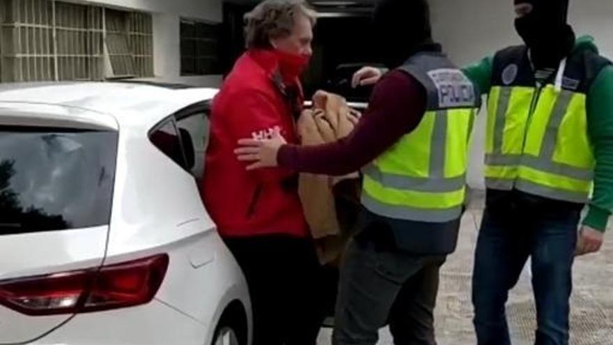 El juez prohibió a Sito Miñanco trabajar en Galicia y supeditó su libertad condicional al juicio por blanqueo