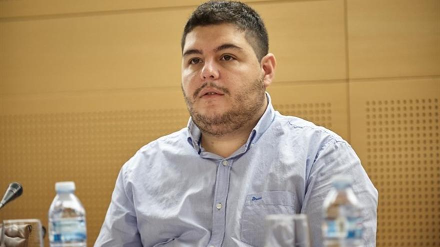 Leopoldo Benjumea, de CC, responsable del área de Empleo en el Cabildo de Tenerife