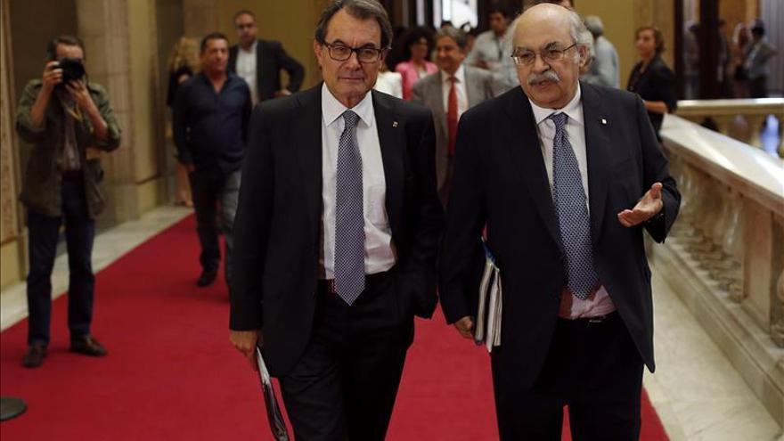 """El Govern denuncia que la financiación de Cataluña """"empeoró"""" de 2010 a 2013"""