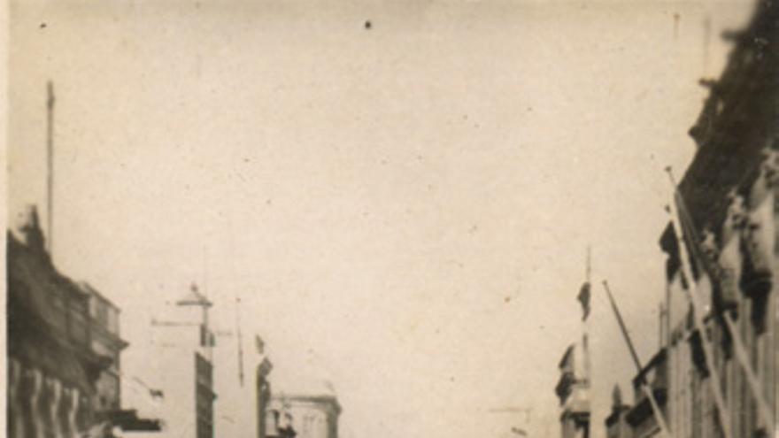 Imagen de archivo de la capital grancanaria. (ACN PRESS)