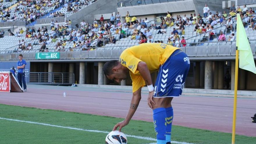 Del UD Las Palmas-Villarreal #11