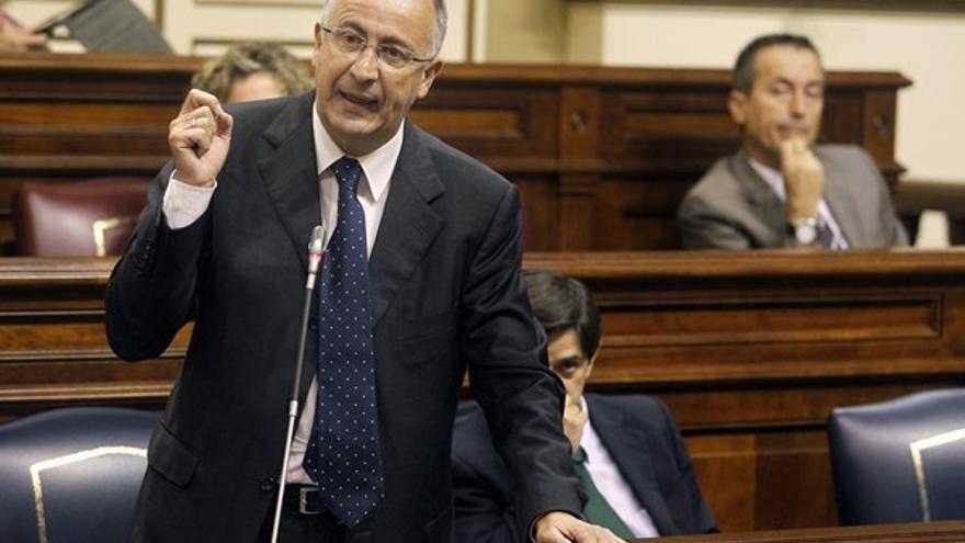 Francisco Hernández Spínola. (EFE)