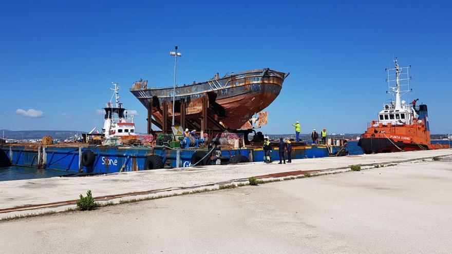 El barco de la ONG Sea Eye rescata a más de 400 migrantes en el Mediterráneo