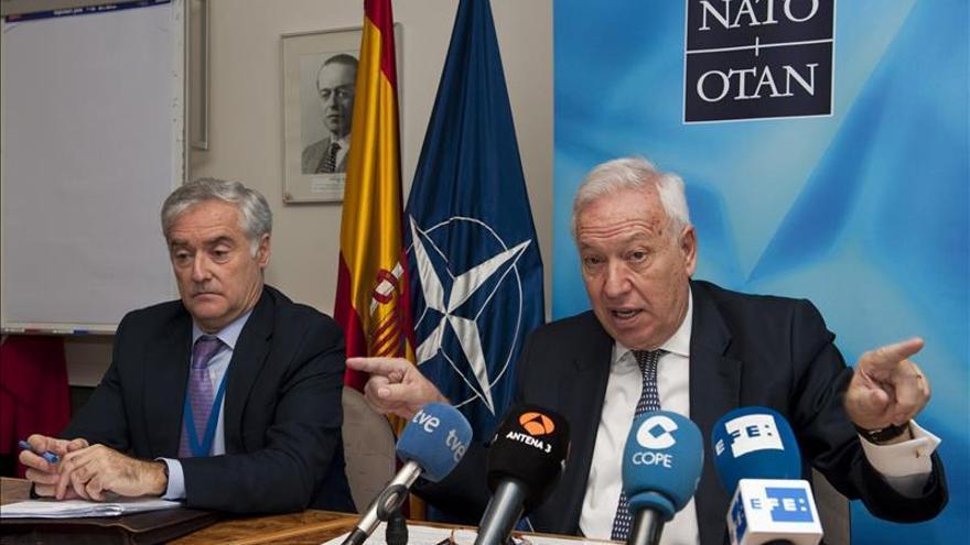 García-Margallo dice que el director de campaña de Rajoy debe decidir los debates