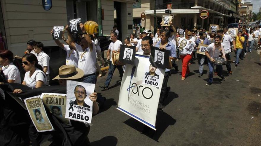 Sigue la impunidad un mes después de la muerte del periodista Pablo Medina en Paraguay