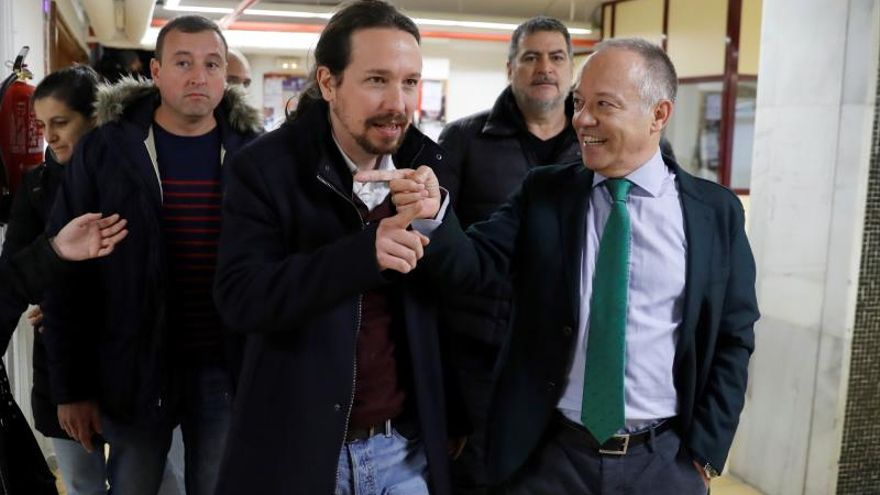 Iglesias dice que el diálogo sobre Cataluña será fundamental en el Gobierno
