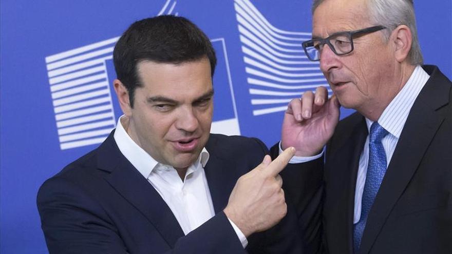 Líderes no quieren celebrar eurocumbre para negociar Grecia, solo si fracasan