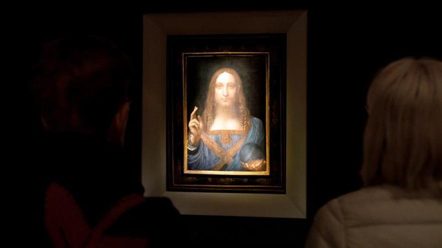 El heredero de la corona saudí, verdadero dueño del Leonardo subastado, dice WSJ
