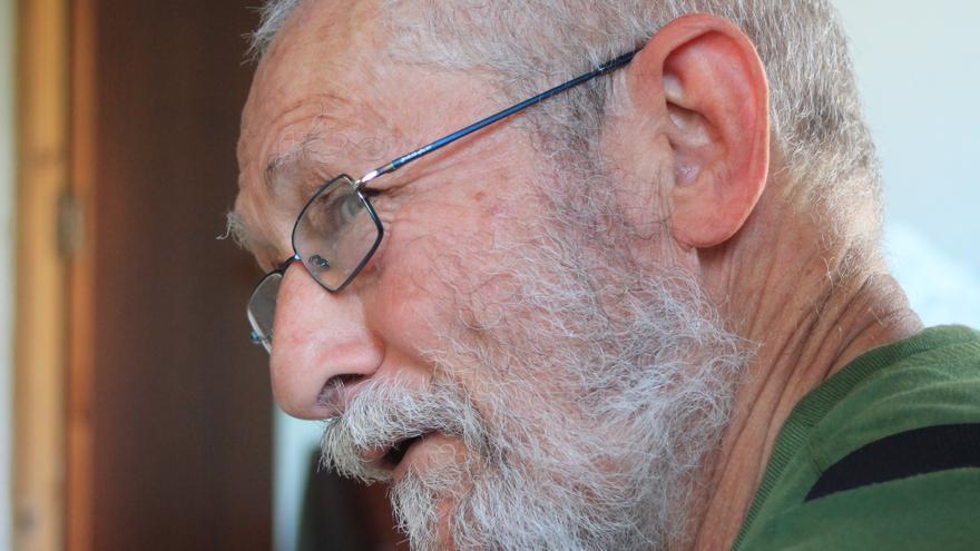 El líder sindical José María Gruber.