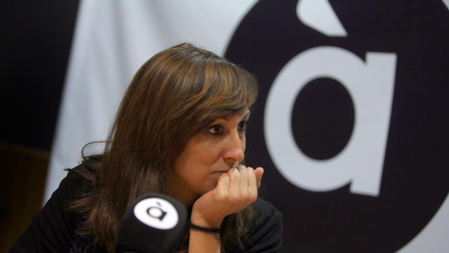 Jèssica Crespo, la primera voz de la radio pública valenciana