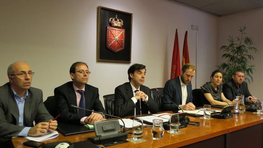 """ANEL apuesta en el Parlamento por fortalecer las cooperativas para """"reforzar el tejido empresarial navarro"""""""