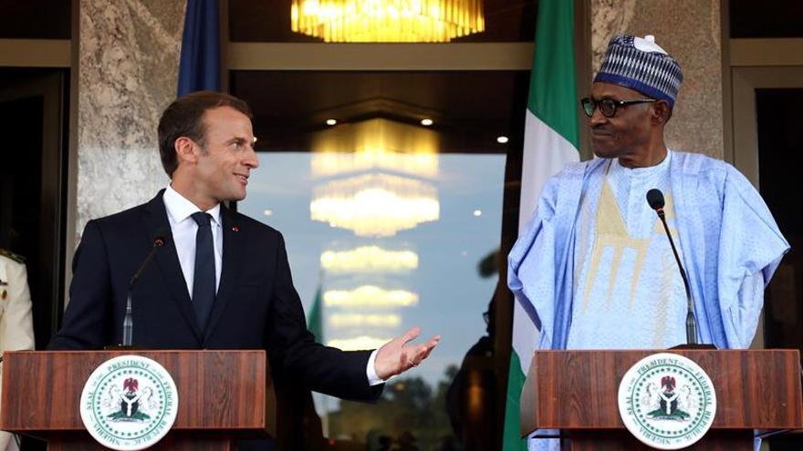 Buhari será candidato a la reelección en Nigeria en las elecciones de 2019