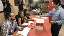 Pedro Martín gana las primarias a Gloria Gutiérrez y se convierte en el nuevo secretario general del PSOE en Tenerife