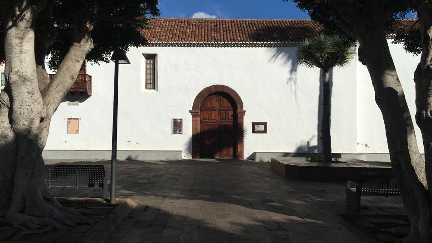 Iglesia de La Encarnación.