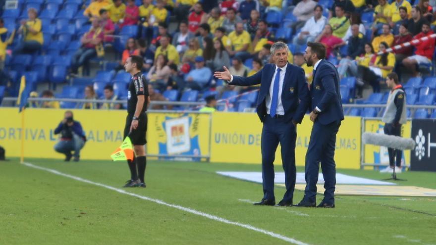 Imágenes del encuentro entre la UD Las Palmas y el Leganés.