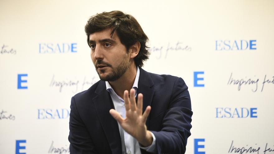 """Toni Roldán celebra la creación de un grupo """"transversal"""" de expertos por parte del Gobierno para la etapa post-covid"""