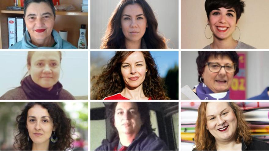 Por qué soy feminista: nueve perfiles para el 8M