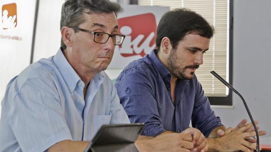 El PCE pide a Sánchez que dé un paso al frente y forme un gobierno de cambio