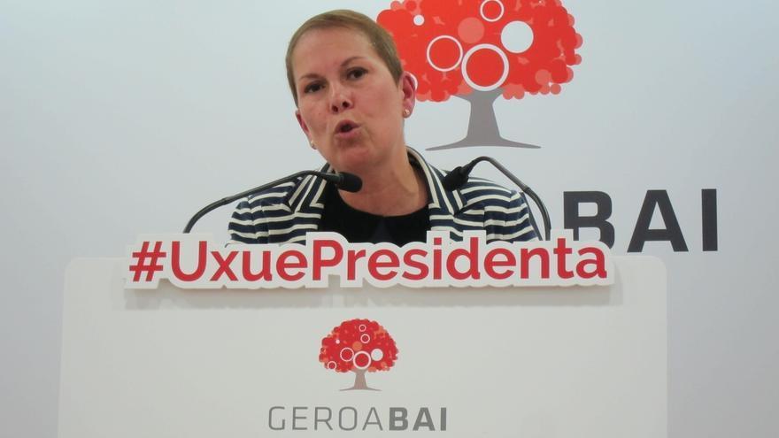 Uxue Barkos es la candidata autonómica más valorada, seguida de Revilla y del cabeza de lista de Bildu en Navarra