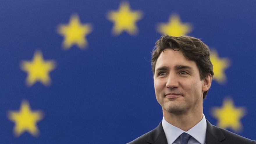Canadá defiende en Estrasburgo una globalización con valores junto a la UE