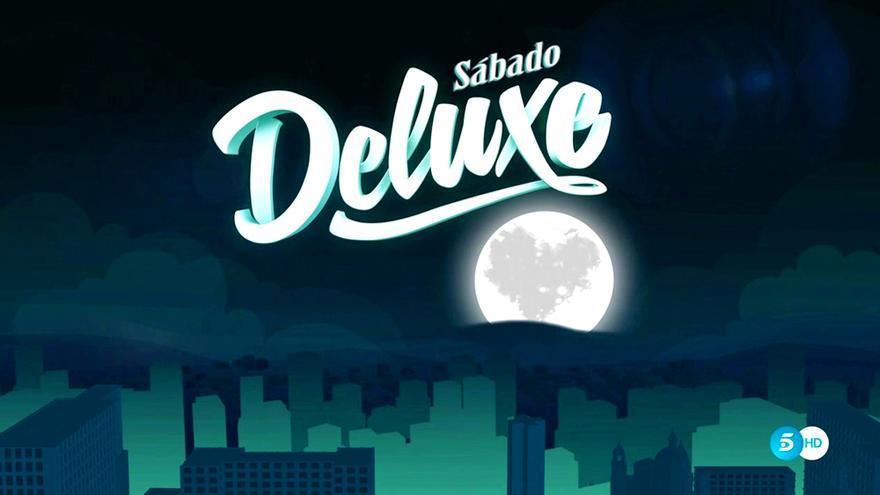 Logo Sábado Deluxe