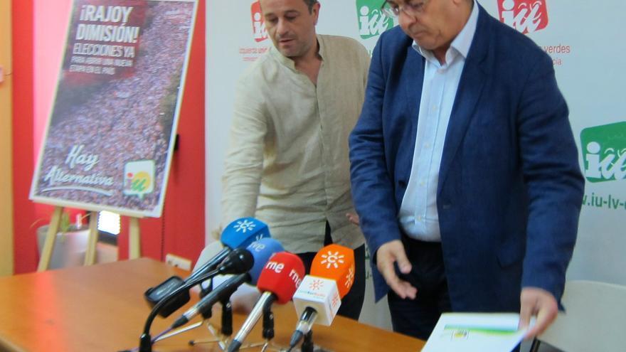 IU pide la comparecencia de miembros del Gobierno y de UE sobre la carta comunitaria por el decreto andaluz de vivienda