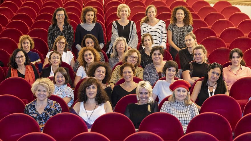 Mujeres productoras en el  Seminci 2018