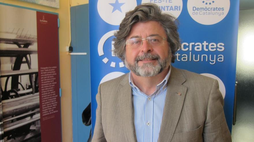Castellà (Demòcrates): el Estado arriesga seguir en la UE si usa la fuerza con Cataluña