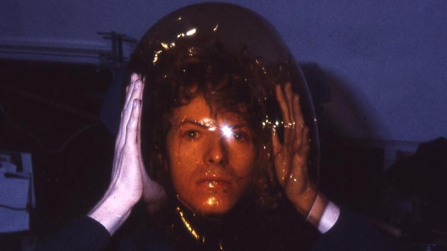 Fotograma del documental 'David Bowie. Los primeros años'