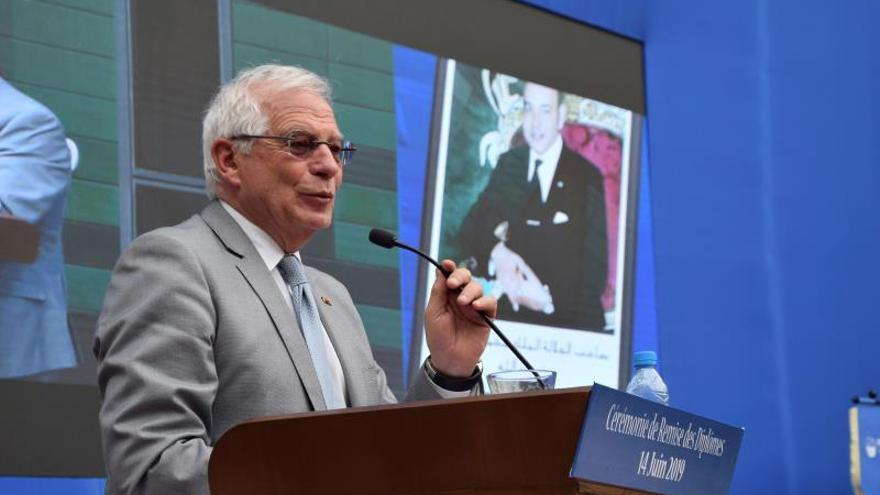 La Universidad Euro-Med de Fez es un mecanismo de cooperación, según Borrell