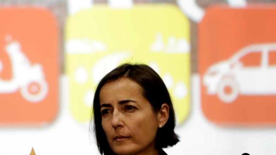 El BOE publica el real decreto de cese de María Seguí al frente de la DGT