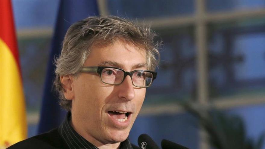 "Trueba espera que Méndez de Vigo no se rodee de ""incompetentes"" en Cultura"