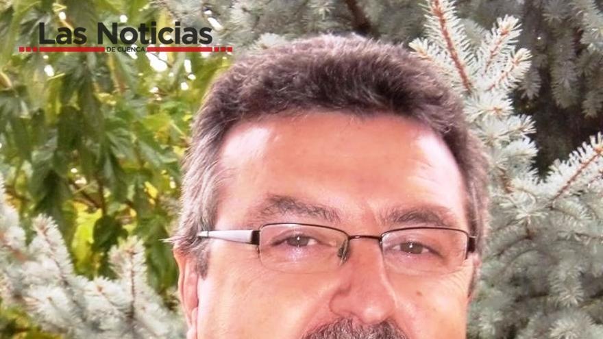 El concejal del PP en Motilla del Palancar Jesús Ángel Gómez / Las Noticias de Cuenca