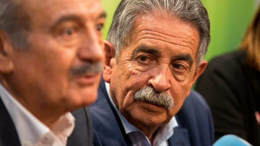 Revilla anticipa el apoyo del PRC al PSOE si reafirma sus compromisos con Cantabria