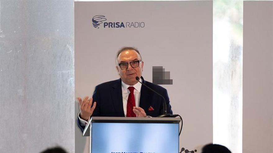 El consejero de Sanidad del Gobierno canario, José Manuel Baltar. EFE/Ángel Medina G.