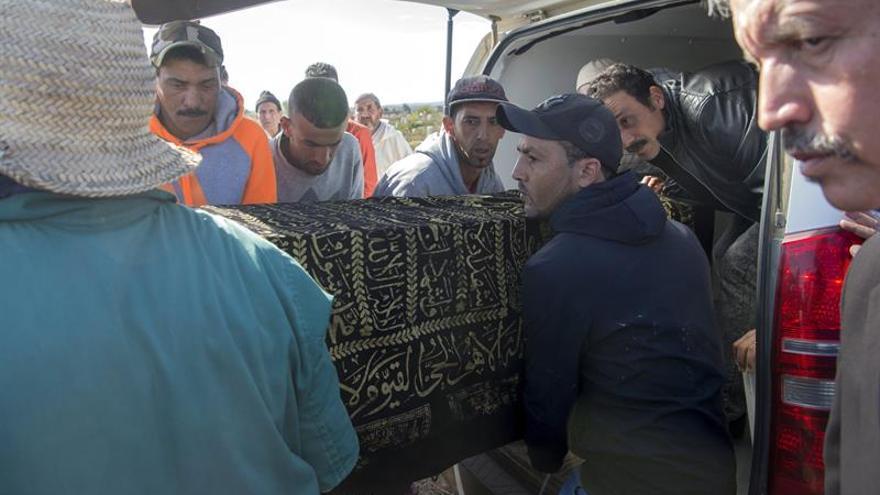 Los paquetes de comida que costaron 15 muertos en Marruecos valían 14 euros