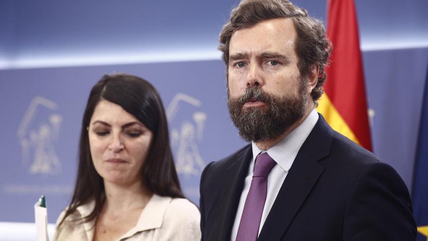Vox recauda más de 12.000 euros para ayudar al joven Borja en menos de dos horas