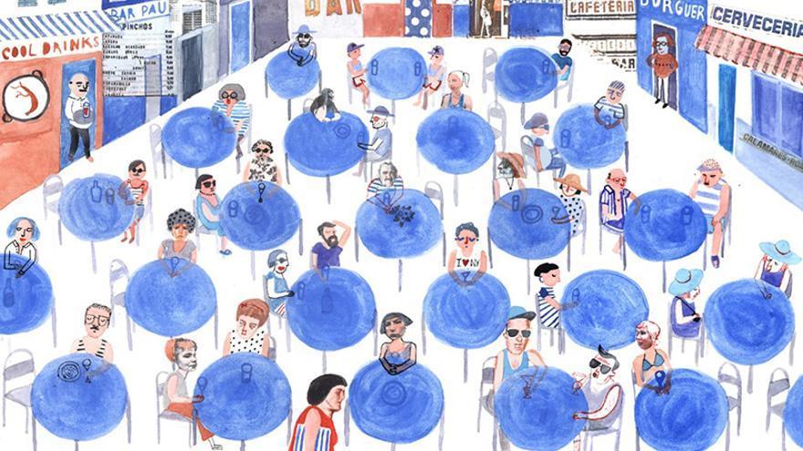 La valenciana Ana Peñas gana el Catálogo Iberoamérica Ilustra