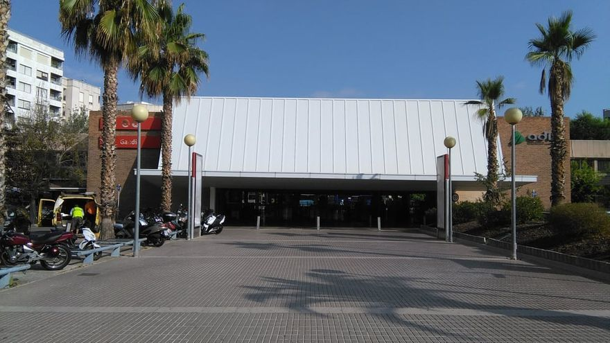 Estación de tren de Gandia