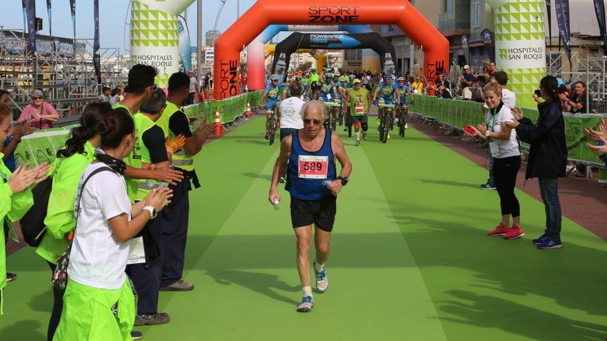 Gran Canaria Maratón 2016. (Alejandro Ramos).