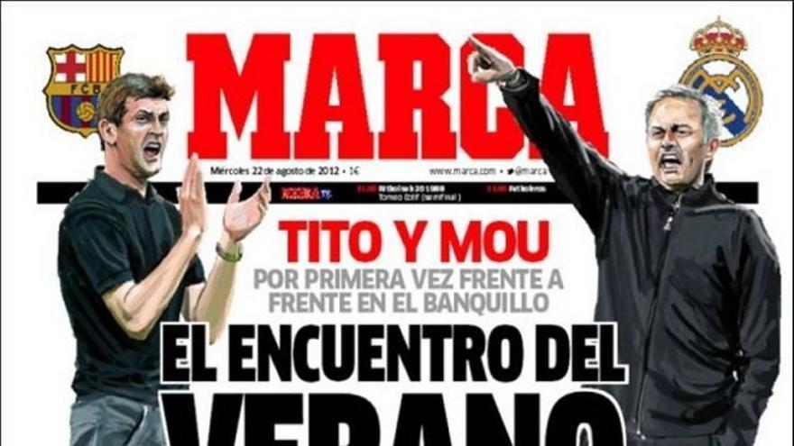 De las portadas del día (22/08/2012) #12