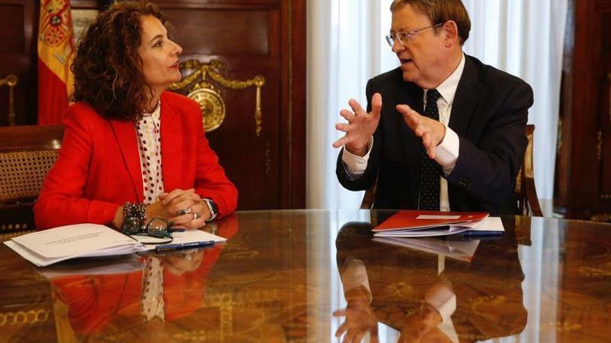 La Comunidad Valenciana recibirá 250 millones del FLA antes del 9 de octubre